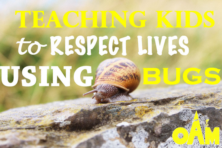 openairmom-teaching-kids-to-respect-lives-snailpic